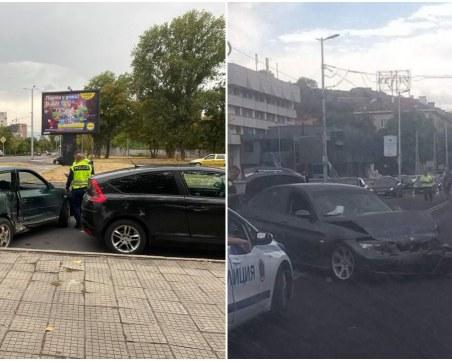 Шест катастрофи от сутринта в Пловдив! Трима са пострадали