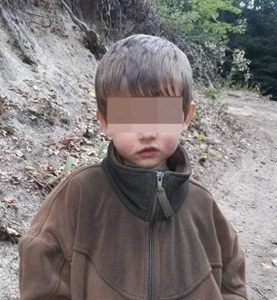 Малкият Мехмед вървял бос 2 км през гората, преди да го намерят