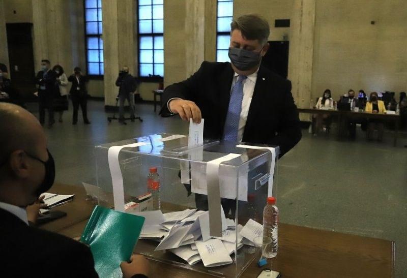 Прокурорите избраха Евгени Иванов  - единствения си кандидат за член на ВСС