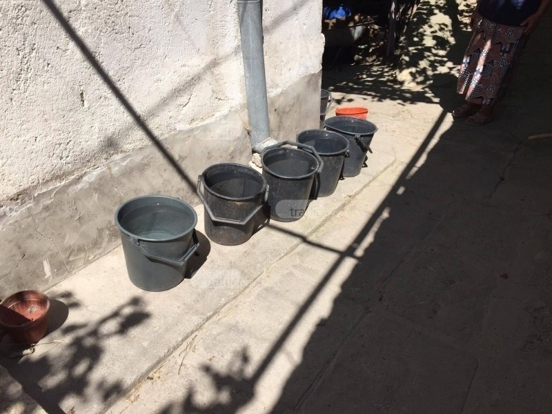 Високите етажи в Пловдив останаха без вода тази сутрин
