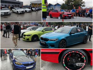 Хиляди БМВ-та превзеха Пловдив,  феновете в делириум от колите и събитията