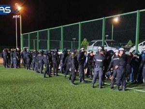 Присъда след присъда за 42-ма арестувани фенове в Пловдив