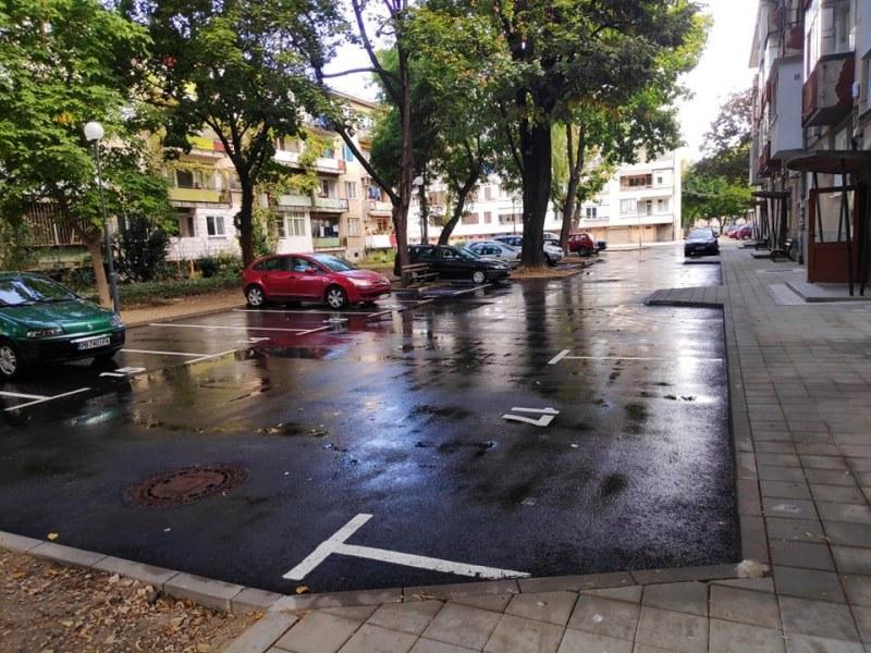 1200 нови паркоместа в Пловдив, мислят промяна в цените за паркингите и наредбата за скобите