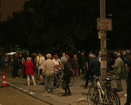Ден 82: Рехав протест в столицата, блокади все още няма