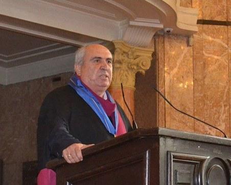 Напусна ни историкът проф. Веселин Тепавичаров