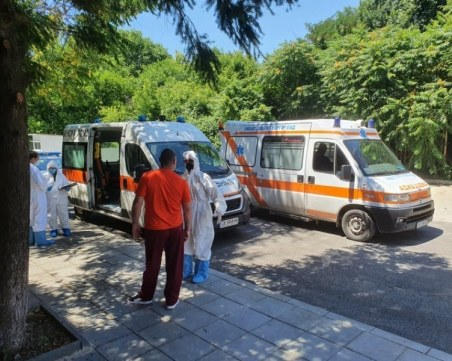Положителните проби за Covid-19 у нас минаха 20 000, без нови случаи в Пловдивско