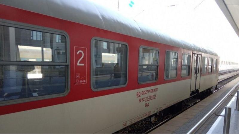 Евакуираха 30 пътници след пожар във влака София - Бургас