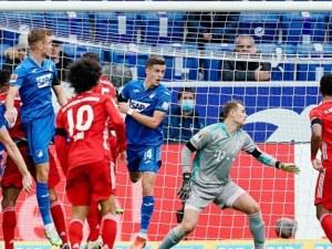 Байерн Мюнхен с първа загуба от 7 декември 2019г.