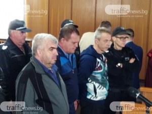 Даяджиите от Пловдив не взимали подкупи, разпитват всички свидетели по делото