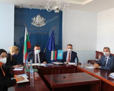 СЗО дава висока оценка на България за справянето с пандемията от COVID-19