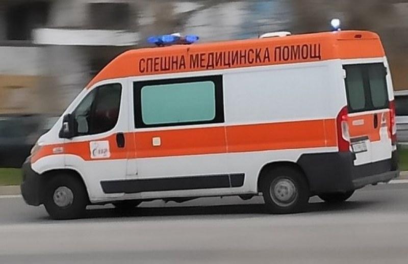 Катастрофа с линейка и президента на ЦСКА в София