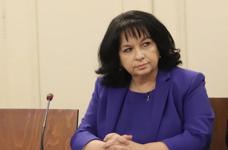 Теменужка Петкова: Коронавирусът забави избора на инвеститор за АЕЦ