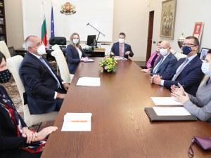 Борисов увери САЩ за дългосрочно сътрудничество относно бойните самолети