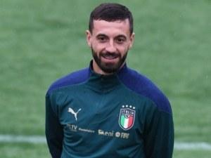 Италиански футболист пусна лимитирана серия бира по случай повиквателна за националния отбор