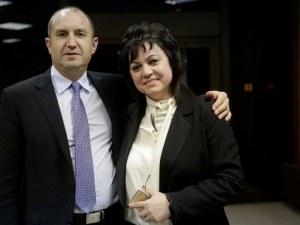 Радев: Никога не съм снемал подкрепата си от Корнелия Нинова