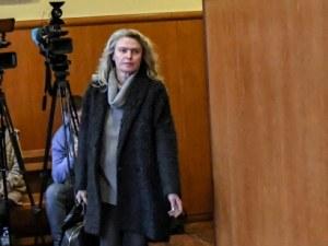 Съпругата на Божков излиза на свобода срещу 750 000 лева