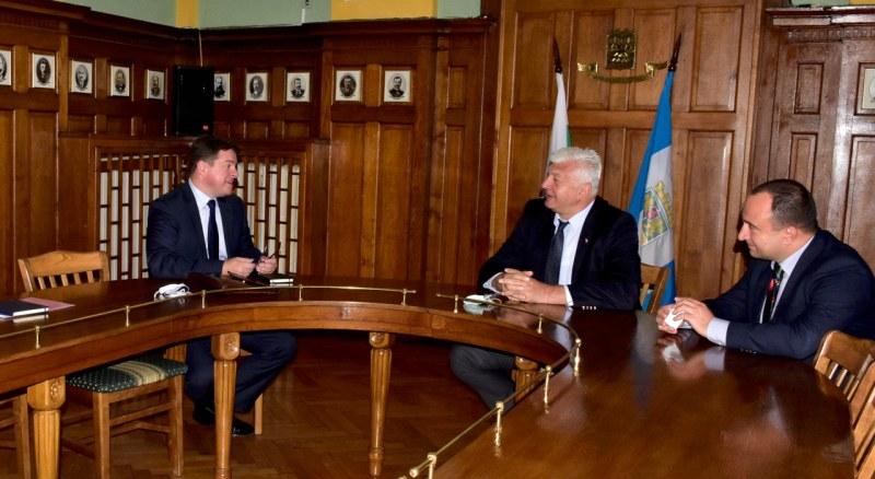 1000 са британските студенти учат в университетите в Пловдив