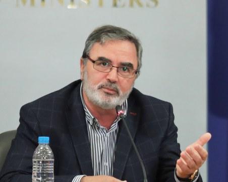 Кунчев: В момента няма нужда от коренна промяна в мерките