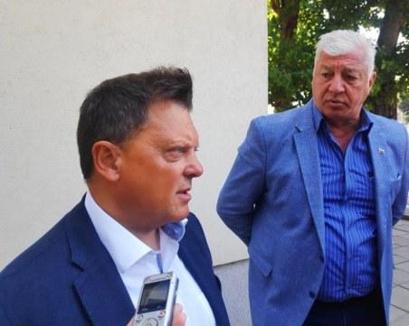 Разместване по върховете на Община Пловдив – наследникът на Кирчев ще е само финансист