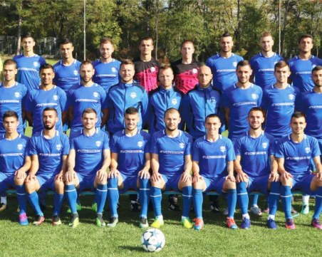 Бум на COVID-19 в български футболен отбор