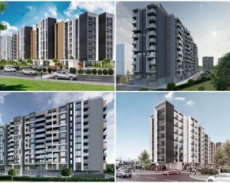Изграждат забележителни жилищни комплекси в Пловдив на достъпни цени