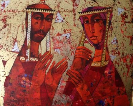 Карабаджо показва балканските образи в изложба в Пловдив