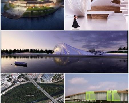 Остров Адата провокира въображението на архитектите! Вижте най- интересните проекти