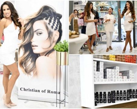 Царството на здравата и красива коса отвори врати, заложи на американска гама продукти