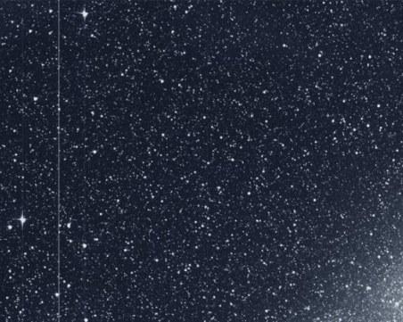 Ето как изчезват звездите