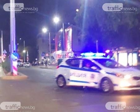 Тежка катастрофа! Автобус и кола се удариха на голям булевард в Пловдив