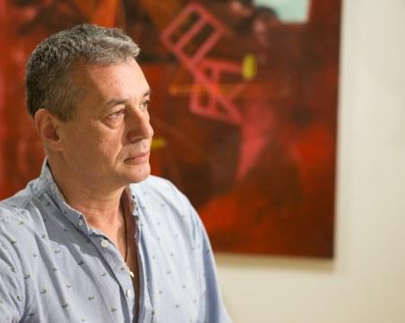 Атанас Хранов рисува безвремието на лятото в новата си изложба
