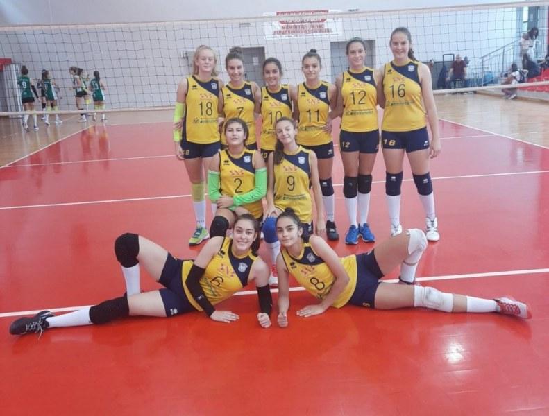 Марица U13 спечели групата си и се класира за Суперфинала