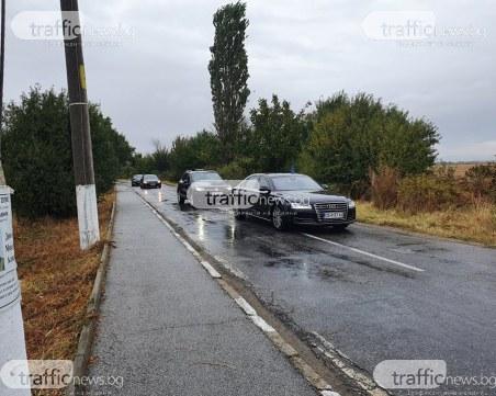 Главният прокурор пристигна в Пловдивско, разбита е фабрика за фалшиво Marlboro