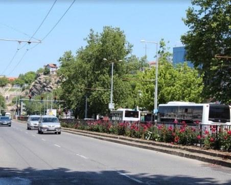 Спират движението по два булеварда в Пловдив тази вечер
