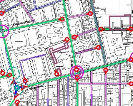 Нови еднопосочни улици слагат край на хаоса в центъра на Пловдив, ще има ли