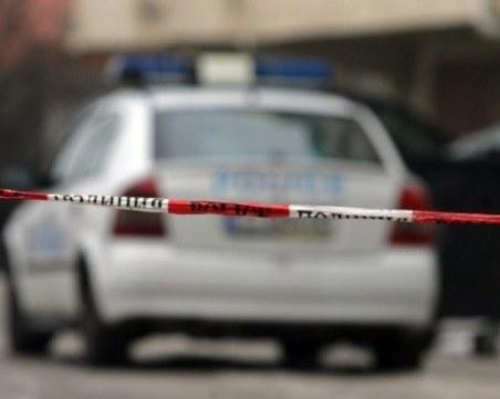 Полицай и криминално проявен в болница след гонка в София
