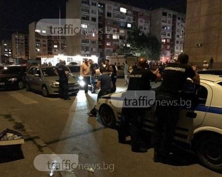Семеен скандал в Пловдив приключи с арест! Ученик посегна на майка си, удари и полицаи