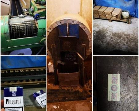 Цигарените фабрики в Цалапица и Желязно - на един и същ собственик СНИМКИ