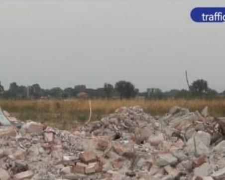 Жители на Кадиево скочиха срещу депо за строителни отпадъци на 800 метра от домовете им