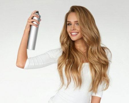 Ето защо използването на сух шампоан е вредно за косата ви