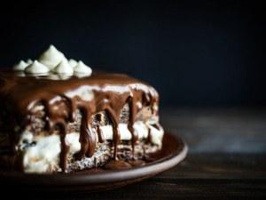 Шоколадова лазаня: Експресна бърза торта без готвене и печене