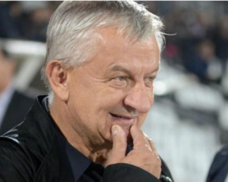 Крушарски: Нищо не ни пречи да останем първи и след края на сезона