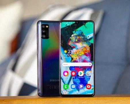 Samsung представи Galaxy A42 - най-евтиният смартфон, който поддържа 5G мрежа