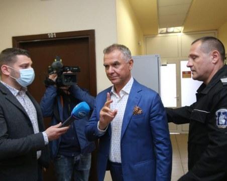 Третият опит на Бобоков да излезе от ареста - неуспешен
