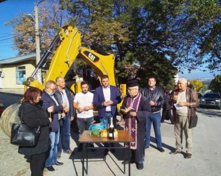 Ремонти за близо милион лева кипят в село Брестник