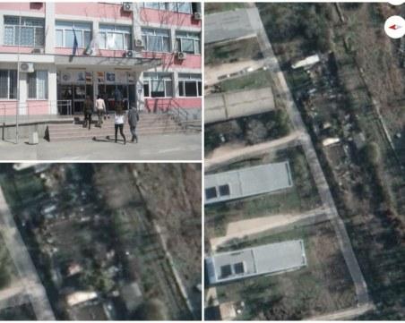 Катун изникна на метри от пловдивско школо, ученици пропищяха от незаконно сметище