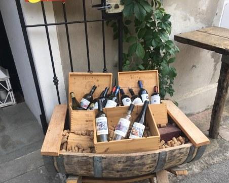 Пловдивска връзка в международен канал за бутиково вино от Болгери