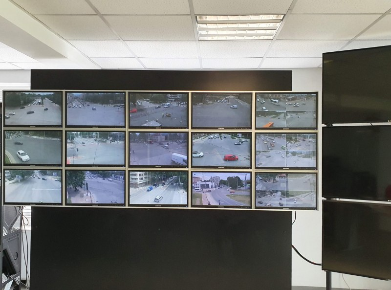 Глобяват джигити в Пловдив, заснети с камерите на кръстовища