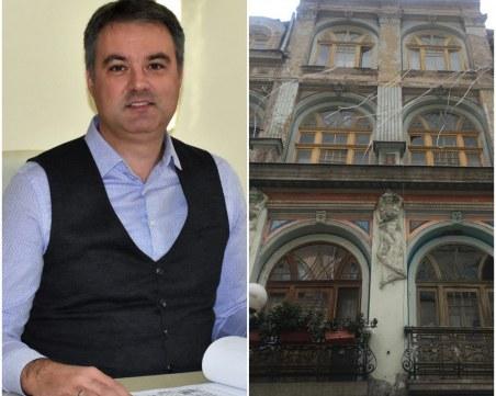 Главният архитект за рушащите се сгради: Пращаме безпомощно писма и гледаме как нещата не не се случват