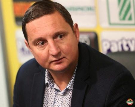 Караславов поиска акциите! Намерил ли е собственик на клуба?